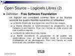 open source logiciels libres 2