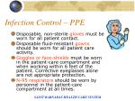 infection control ppe