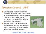 infection control ppe63