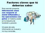 factores claves que t deber as saber5