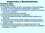 inspecci n y mantenimiento123