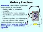 orden y limpieza64