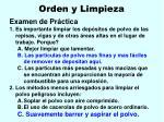 orden y limpieza76