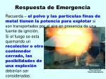 respuesta de emergencia30