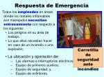 respuesta de emergencia36