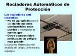 rociadores autom ticos de protecci n176