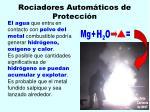 rociadores autom ticos de protecci n177