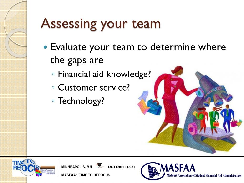 Assessing your team