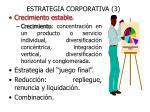 estrategia corporativa 3