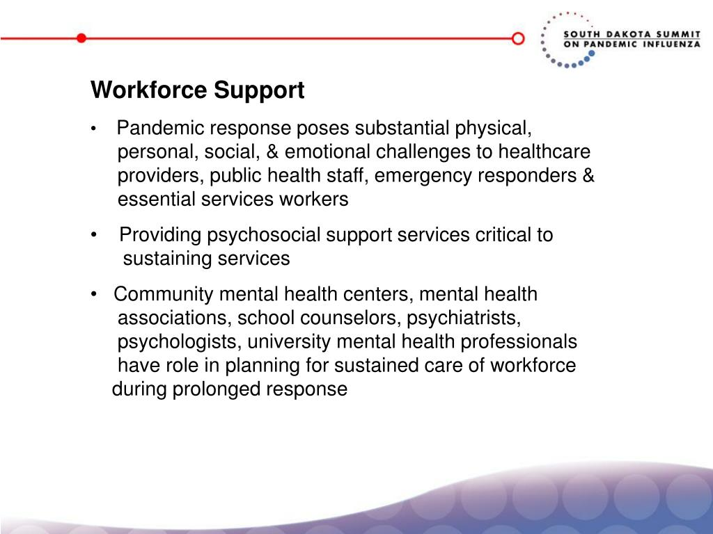 Workforce Support