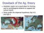 drawback of the ag theory