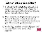why an ethics committee6