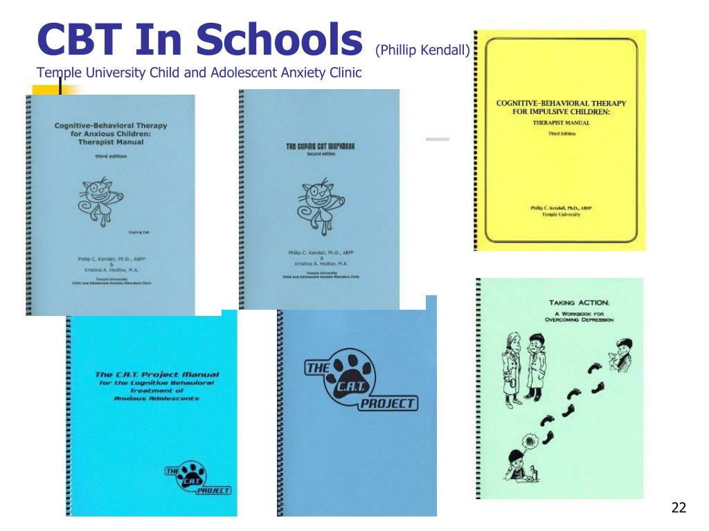 CBT In Schools