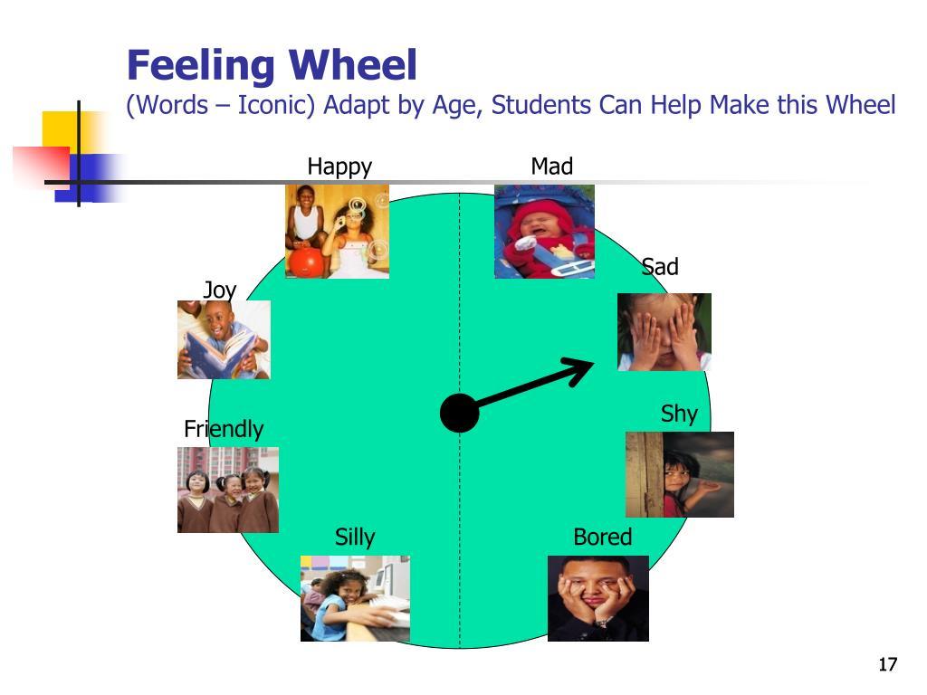 Feeling Wheel