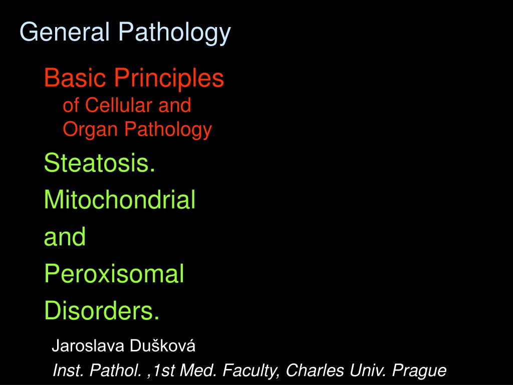 general pathology l.