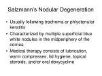 salzmann s nodular degeneration