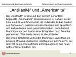antillanit und americanit