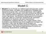 modell c