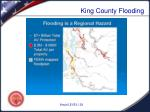 king county flooding