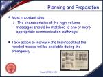 planning and preparation3