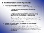 4 two observations on hr departments