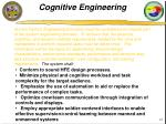 cognitive engineering21