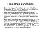 promethus punishment