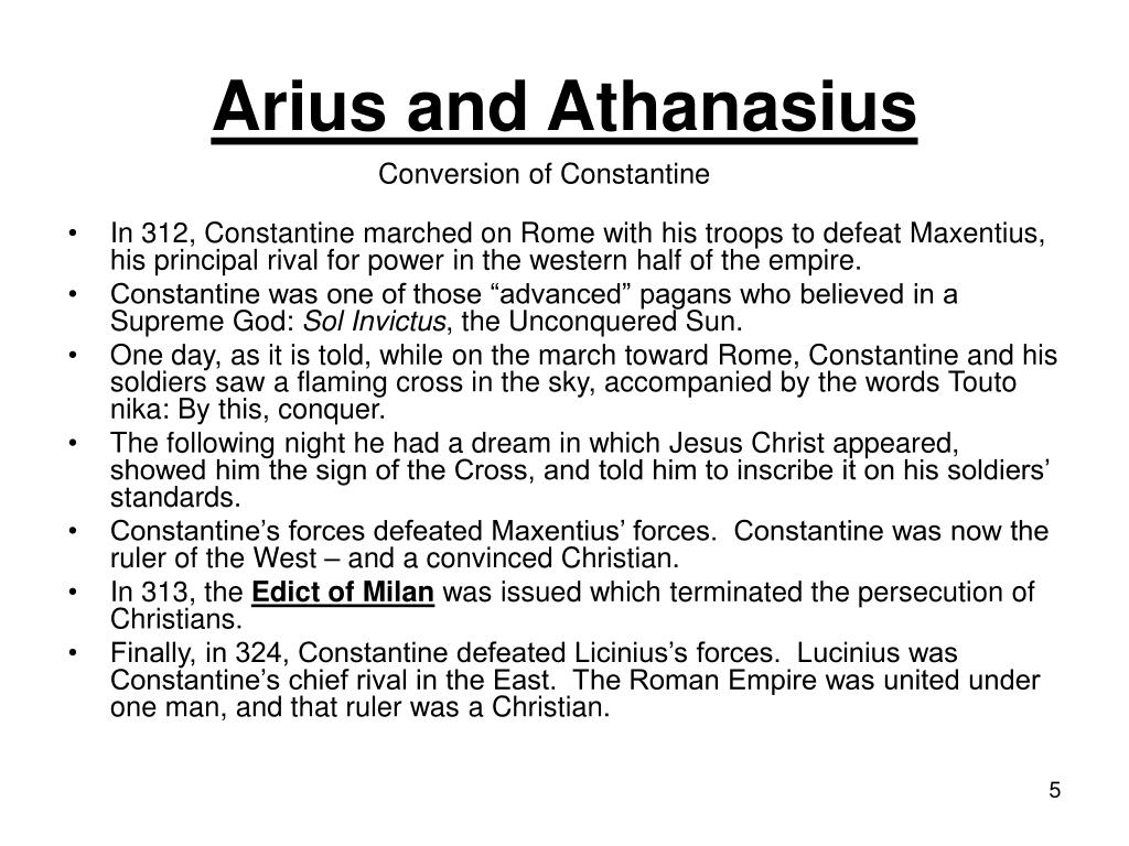 athanasius relationship to constantine and his contributions to theology