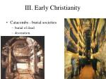 iii early christianity18