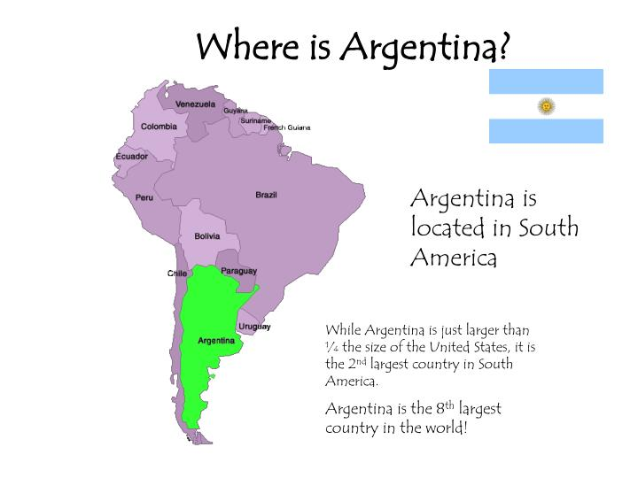 Where is argentina