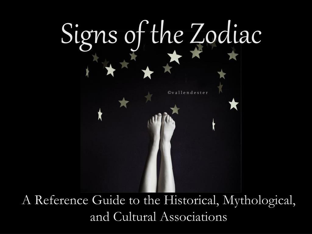 signs of the zodiac l.