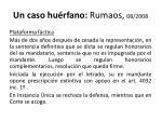 un caso hu rfano rumaos 08 2008