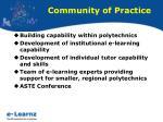community of practice9