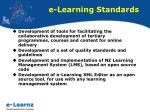 e learning standards15