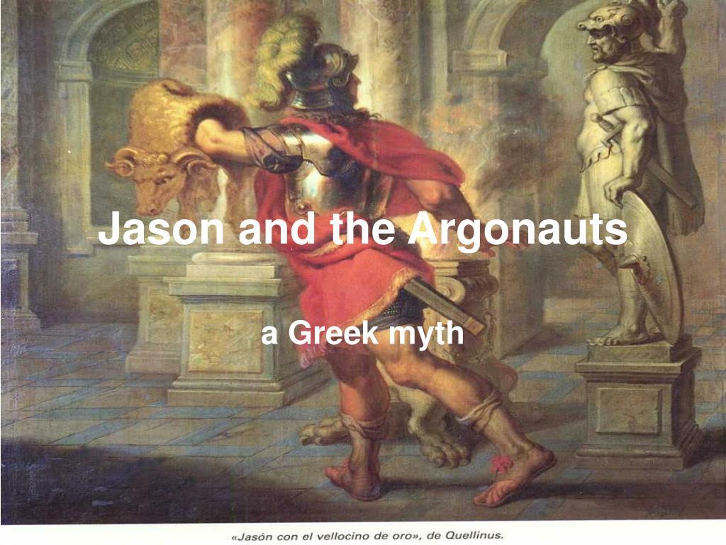 jason and the argonauts l.
