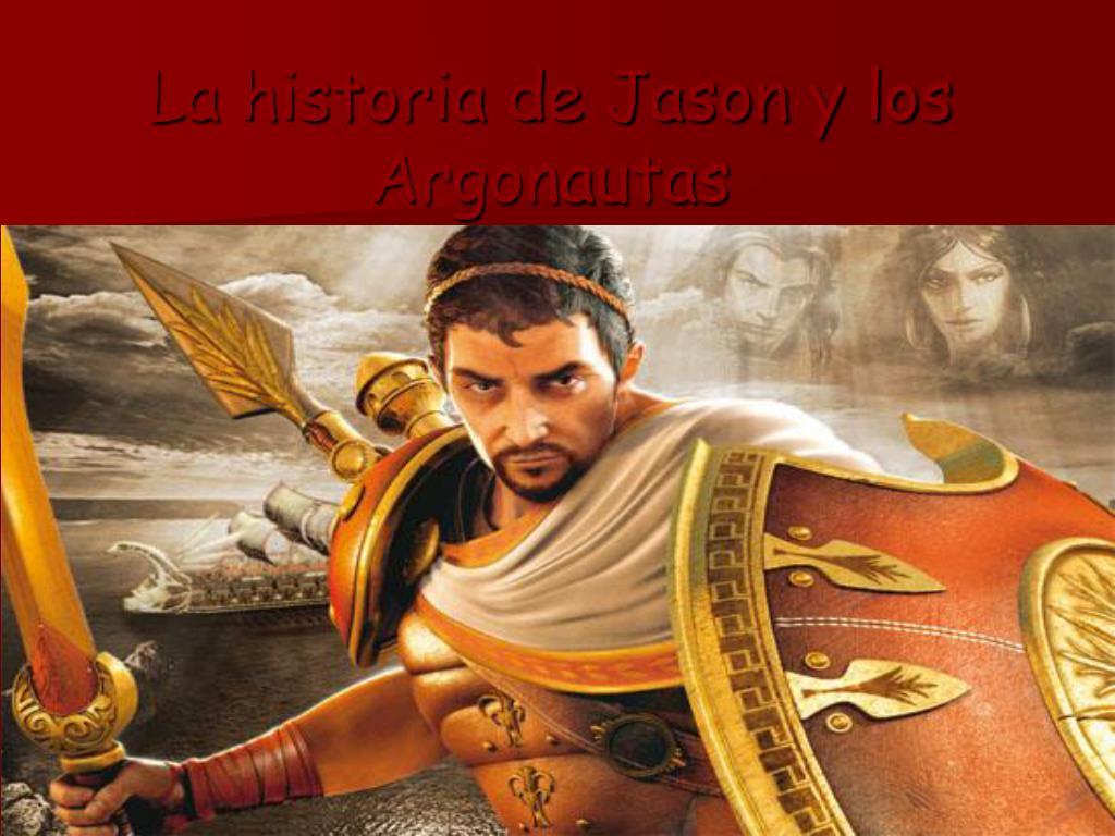 la historia de jason y los argonautas l.