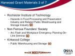harwood grant materials 3 of 7