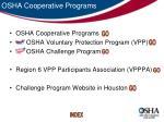 osha cooperative programs75