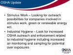 osha update4