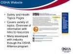 osha website48