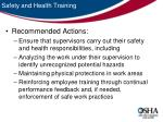 safety and health training37