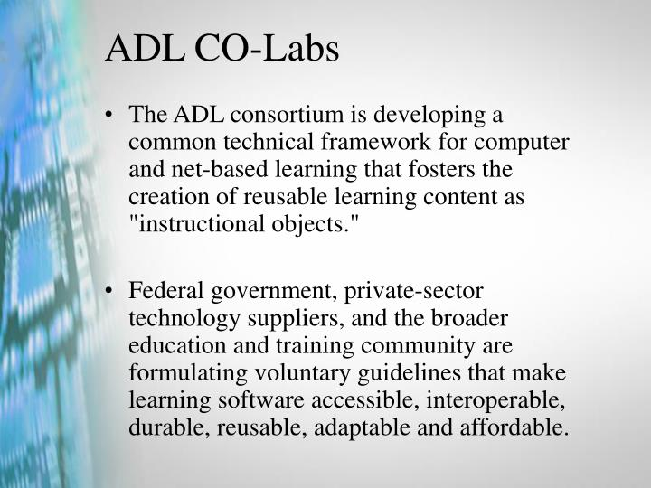 ADL CO-Labs