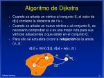 algoritmo de dijkstra6