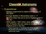 classical astronomy16