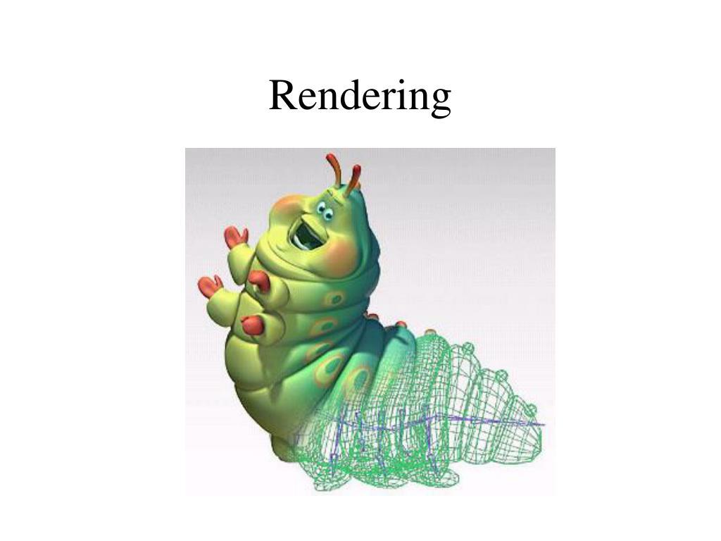 rendering l.