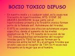 bocio toxico difuso