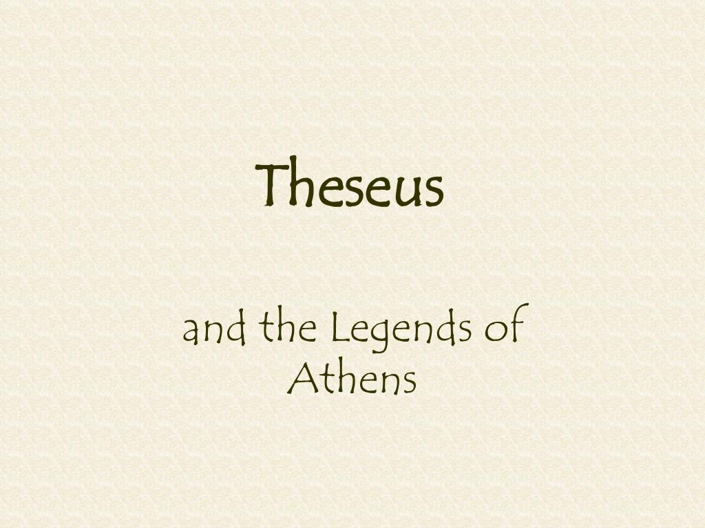 theseus l.