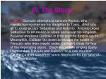 iii the story5