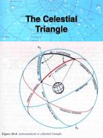 the celestial triangle15