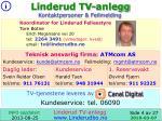 linderud tv anlegg4